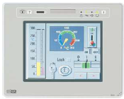 "UniOP eTOP06 5.7"" TFT color display HMI touch panel"